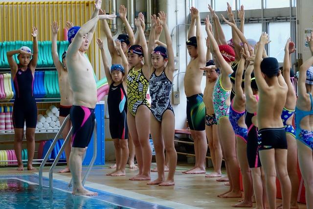 北京オリンピック出場競泳元日本代表選手 柴田隆一さんの講演会・水泳 ...